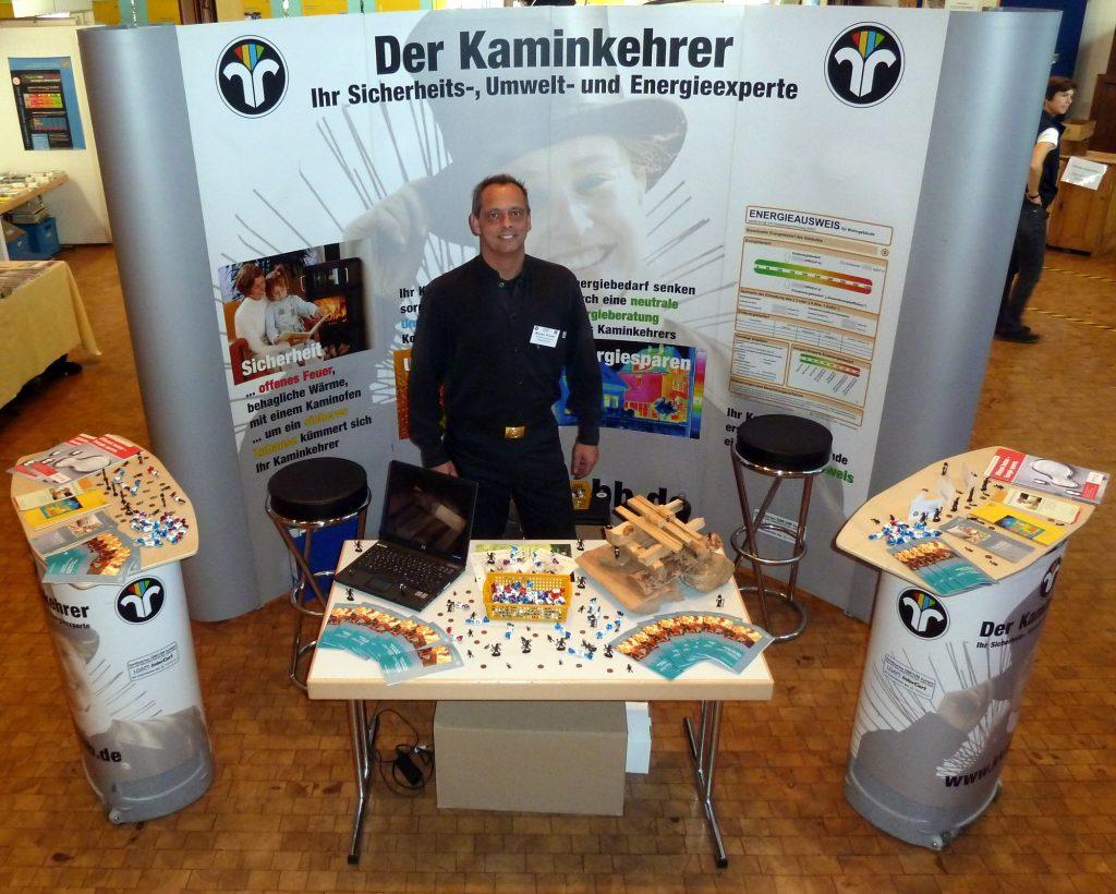 Ihr Kaminkehrer Oliver Pitzer in Oberschleißheim und Unterschleißheim